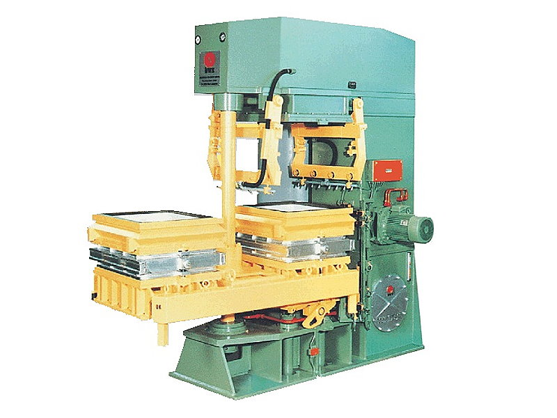 - Tight Flask Molding Machine